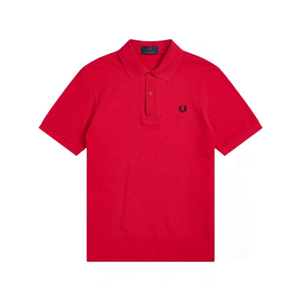 Red & Navy M3 Polo Shirt