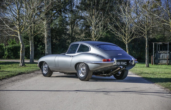1963 Jaguar E-Type Series 1 3.8 FHC - With the ultimate registration number '38FHC'