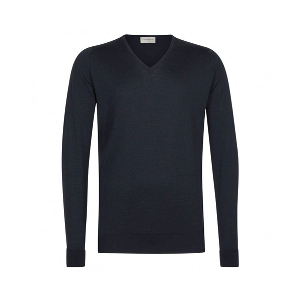 Midnight Bobby V-Neck Pullover