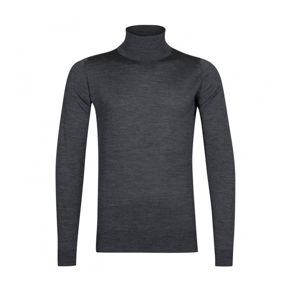 Charcoal Cherwell Pullover