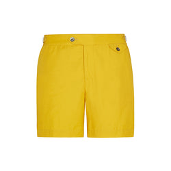 Saffron Clipper Swim Shorts