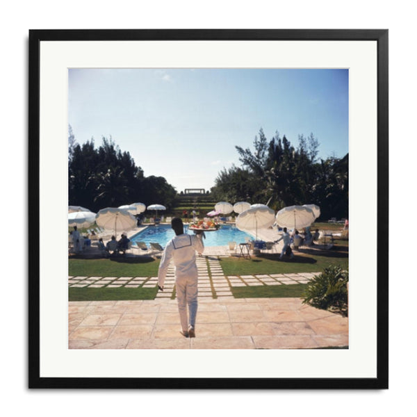 Slim Aarons 'Ocean Club On Paradise Island'