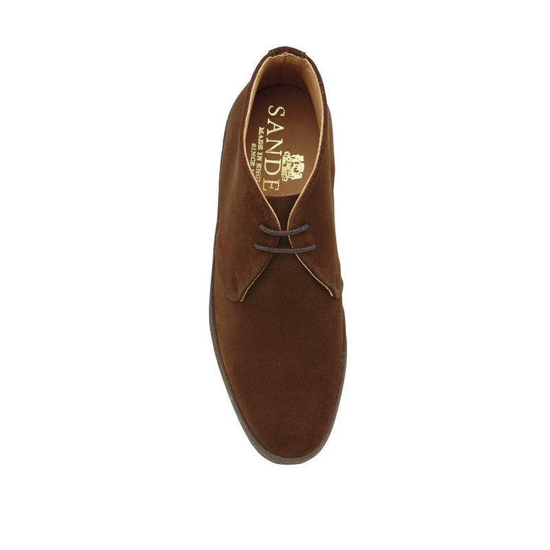 "Polo Snuff ""Playboy"" Chukka Boot"