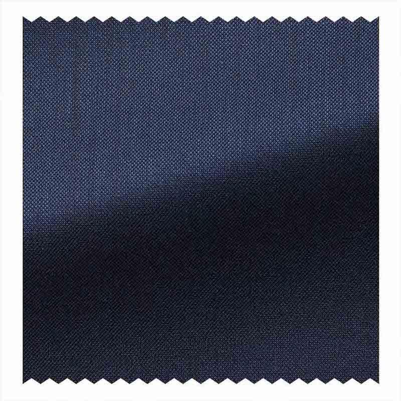 Navy Blue Sharkskin Super 150's 9oz