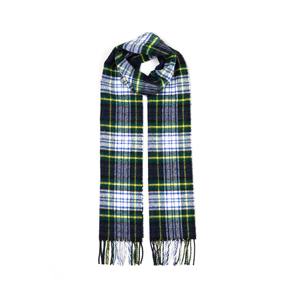 Dress Gordon Lambswool Tartan Scarf