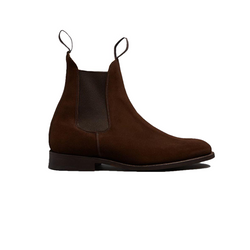 Chocolate Lambourn Jodhpur Boot