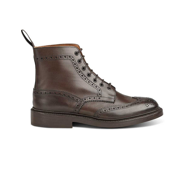 Espresso Stow Country Boot