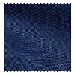 Navy Sharkskin Lightweight Super 110's
