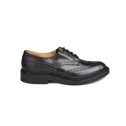 Black Bourton Country Shoe