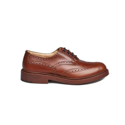 Marron Antique Bourton Country Shoe