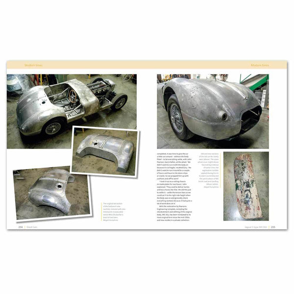 Jaguar C-type - The autobiography of XKC 051 (Limited Edition)