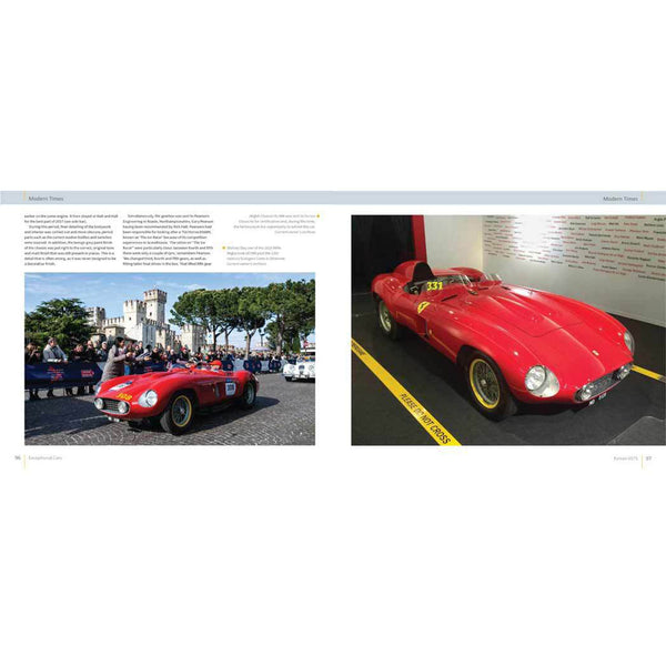 Ferrari 857S - The remarkable history of 0578M