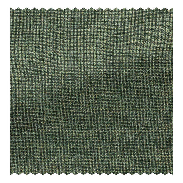 Sage Green Wool/Silk Basketweave