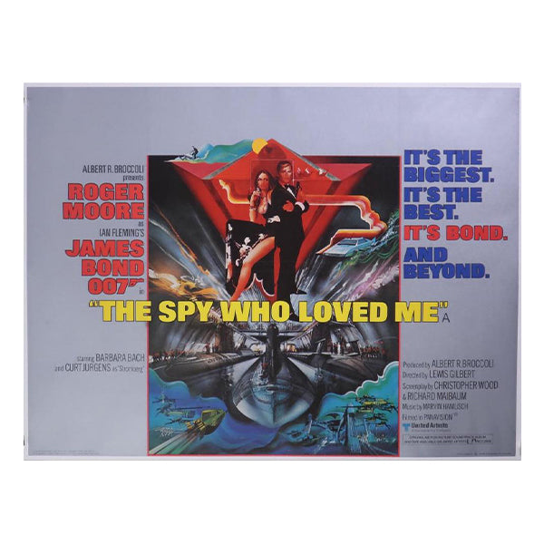 The Spy Who Loved Me (1977)