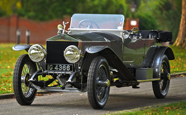 1913 Rolls-Royce Silver Ghost Colonial London to Edinburgh Open Tourer in the Style of Barker