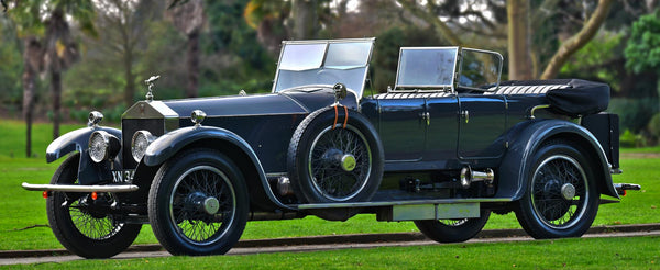 1922 Rolls-Royce Silver Ghost Open Tourer by Grosvenor
