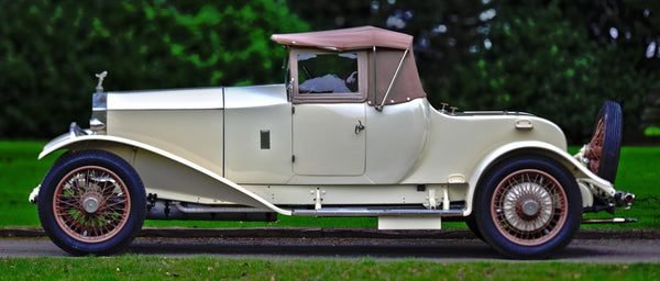 1923 Rolls-Royce 20HP Doctor's Coupe by Watson's of Liverpool