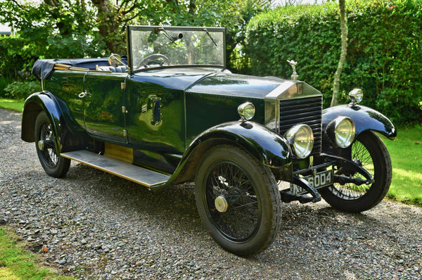 1923 Rolls-Royce 20HP 2 Door Cabriolet by H.J. Mulliner
