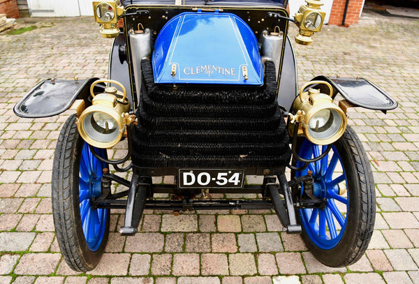 1903 Wolseley 10HP Rear-Entrance Tonneau