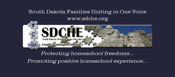 South Dakota Christian Home Educators