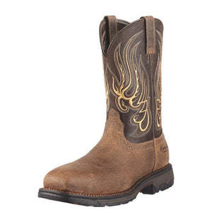 Ariat Workhog Mesteño Comp Toe - Ariat