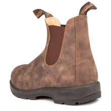 Load image into Gallery viewer, Blundstone 585 Leather Lined Classic Rustic Brown - Blundstone