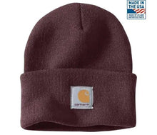 Load image into Gallery viewer, Carhartt Acrylic Watch Toque - Carhartt