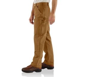 Carhartt Firm Duck Double-Front Work Dungaree Pant B01 - Carhartt