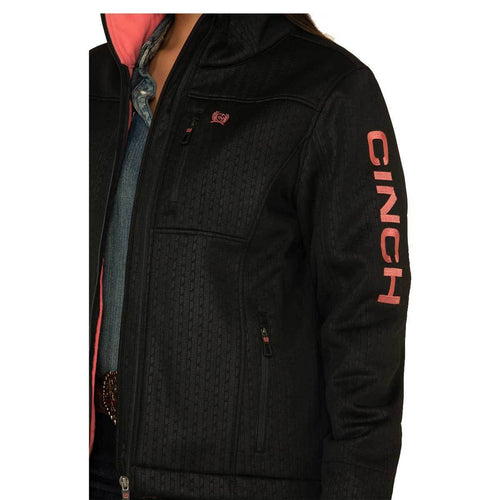 Cinch Women's Concealed Carry Embossed Bonded Jacket - Cinch