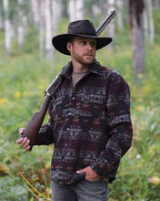 Load image into Gallery viewer, Outback Trading Company Men's Hudson Wool Shirt Jacket - Outback Trading Company