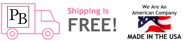 Shipping is included with all Presley Boutique orders!