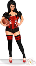 "Load image into Gallery viewer, 2 PC Sexy ""Football Fantasy"" Costume"