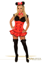 "Load image into Gallery viewer, Top Drawer ""Miss Mouse"" Costume"