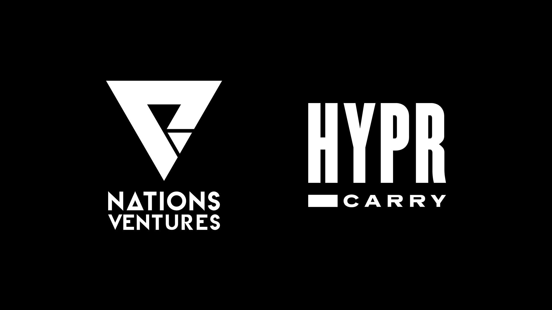 Nations Ventures Announces Investment in HYPR CARRY