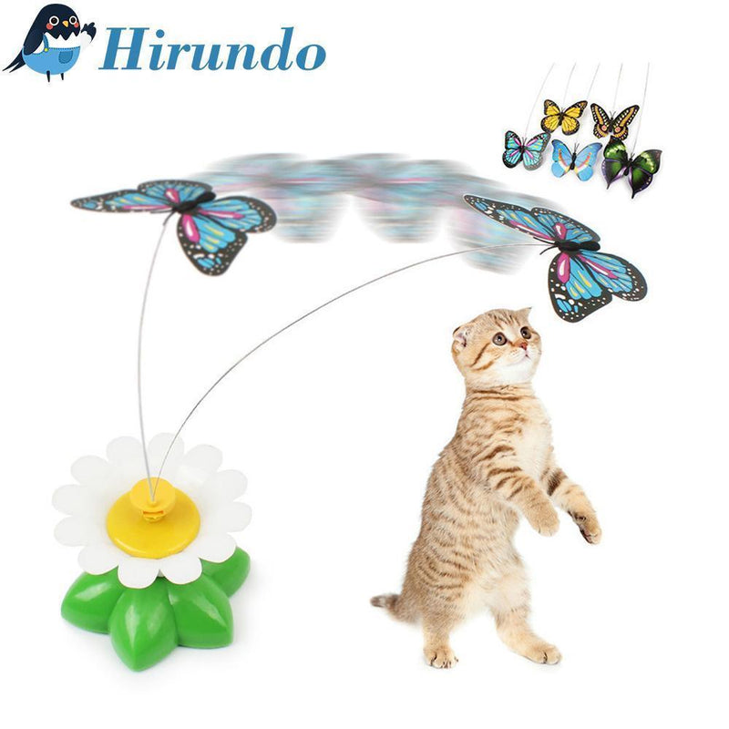 Hirundo Interactive Battery Operated Cat Toy - PAPA BEAR HOME