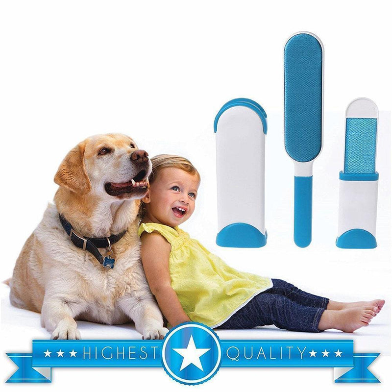 Papabear Multi-function Pet Brush -- Fur Lint Removal - PAPA BEAR HOME