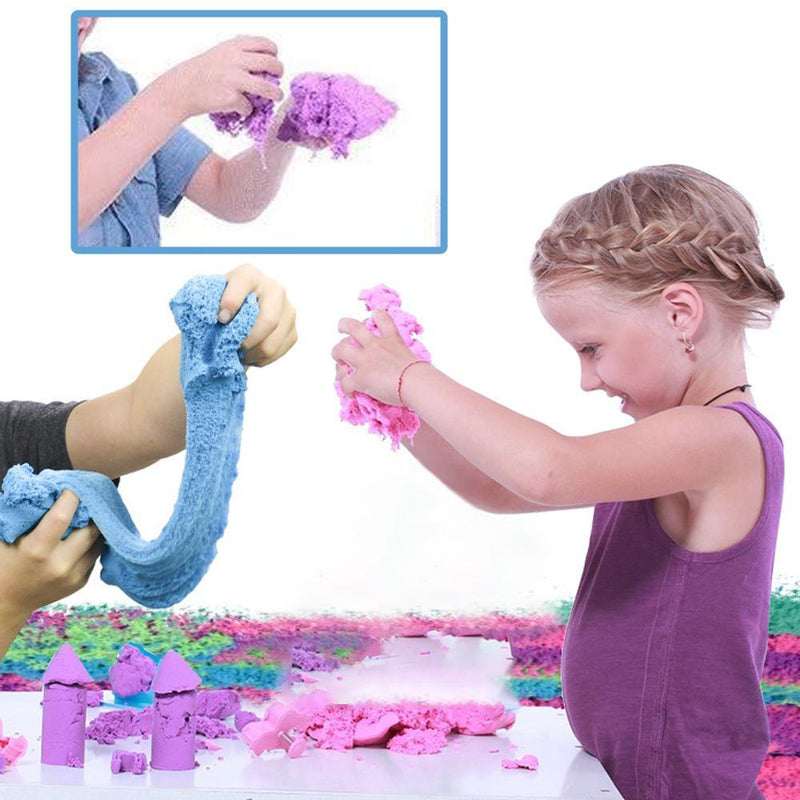 Sand Toy With Strong Plasticity