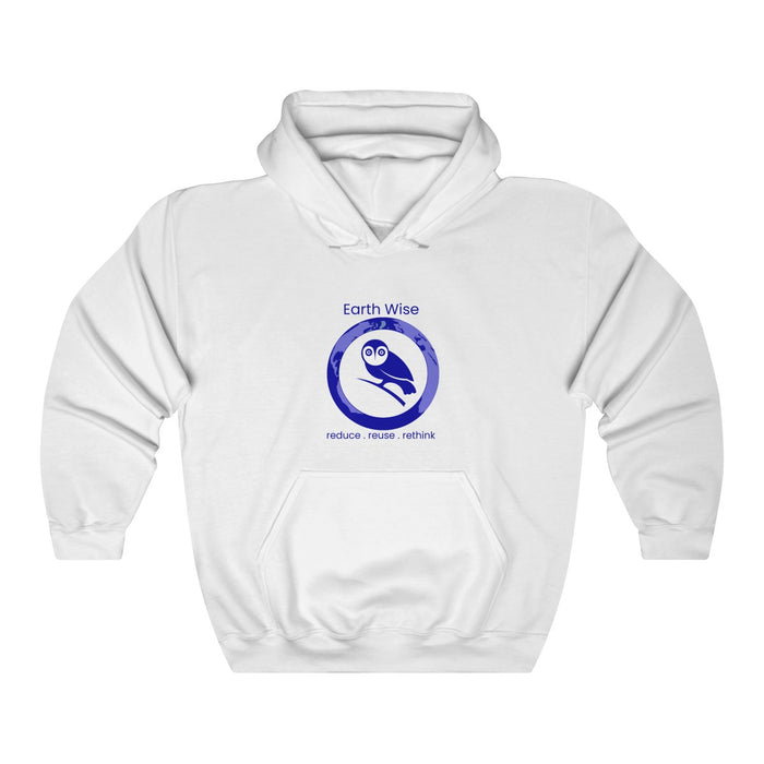 Add your Logo - Act Earth Wise Unisex Heavy Blend™ Hooded Sweatshirt
