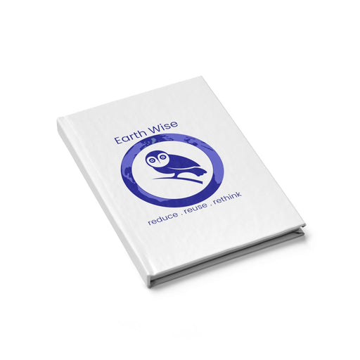 Add your Logo - Act Earth Wise Journal - Blank
