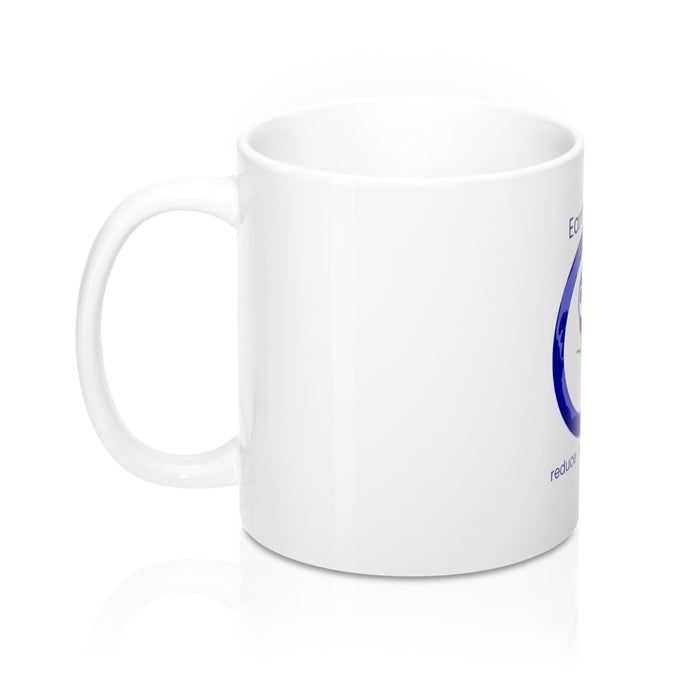 Add your Logo - Act Earth Wise Mug 11oz