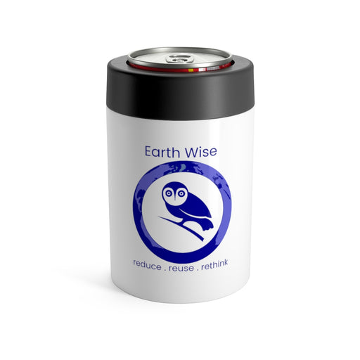 Add your Logo - Act Earth Wise Can Holder