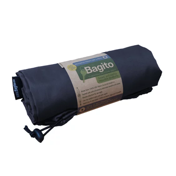 Bagito Reusable Can Liner – 5 Pack - Useful for recycling and yard work