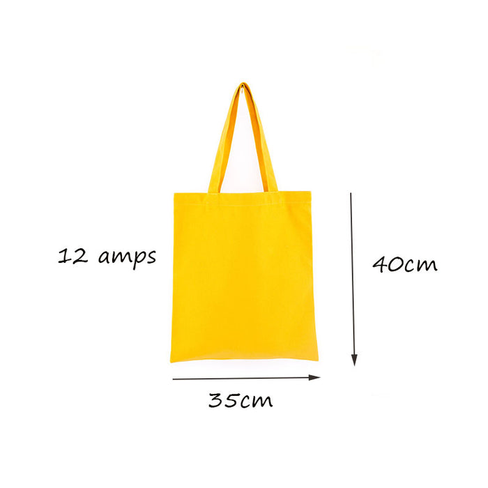 Reusable Eco Cotton Shopping Totes