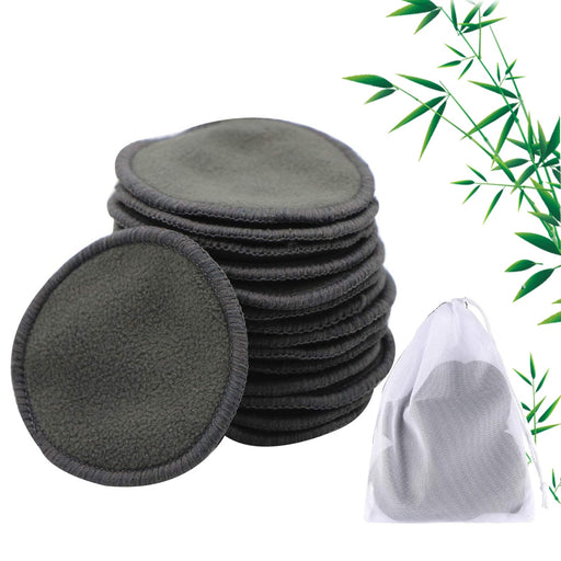 Organic Bamboo Reusable Cotton Rounds