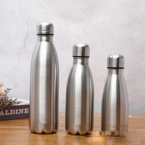 Stainless Steel Sports Bottle