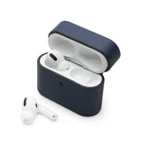 AirPods Pro Case: Italian Saffiano Navy - AirPodsCases.co.uk