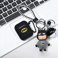 AirPods Case: Marvel Silicone Batman Doll - AirPodsCases.co.uk
