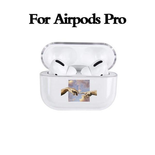 AirPods Pro Case: Art Fingers 3 - AirPodsCases.co.uk