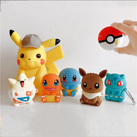 AirPods Case: Pokemon Silicone - AirPodsCases.co.uk