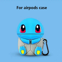 AirPods Case: Pokemon Silicone Squirtle - AirPodsCases.co.uk